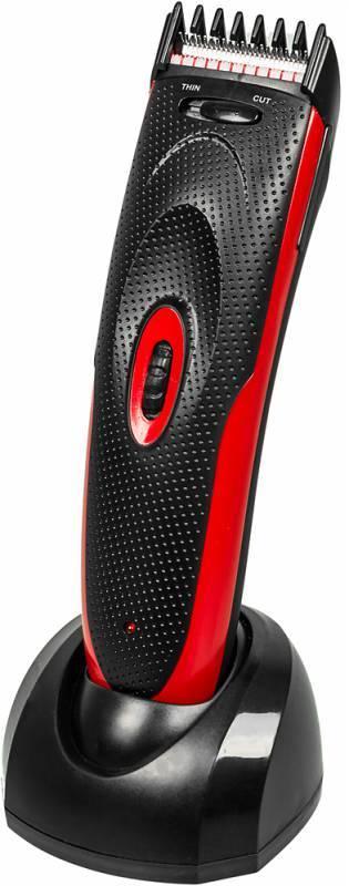 Машинка для стрижки Sinbo SHC 4354S красный/черный - фото 1