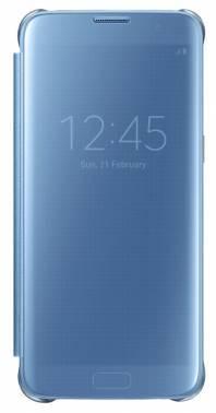 Чехол (флип-кейс) Samsung Clear View Cover синий