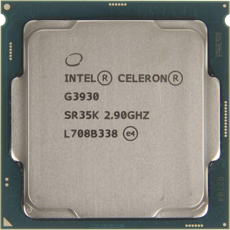 Процессор Intel Celeron G3930 Socket-1151 BOX (BX80677G3930 S R35K) - фото 1
