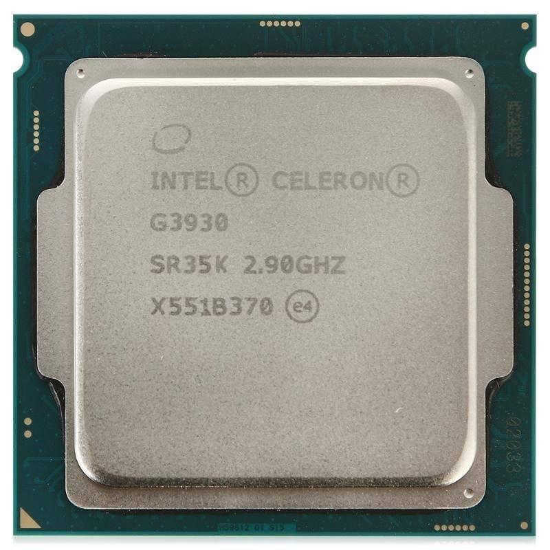 Процессор Intel Celeron G3930 Socket-1151 OEM (CM8067703015717S R35K) - фото 1