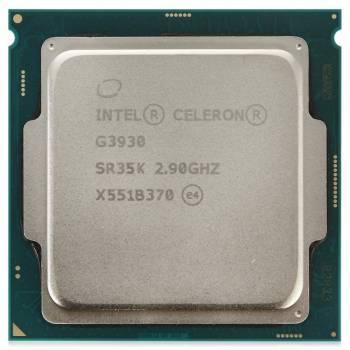 Процессор Intel Celeron G3930 Socket-1151 OEM (CM8067703015717S R35K)