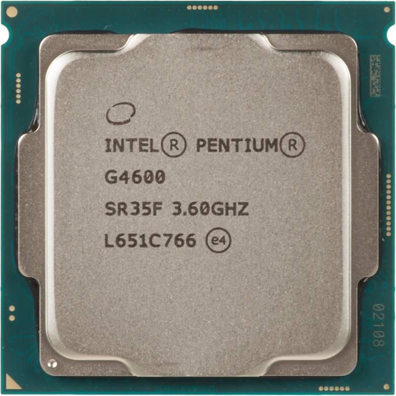 Процессор Intel Pentium Dual-Core G4600 Socket-1151 BOX (BX80677G4600 S R35F) - фото 1