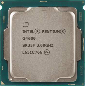 Процессор Intel Pentium Dual-Core G4600 Socket-1151 BOX (BX80677G4600 S R35F)