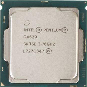 Процессор Intel Pentium Dual-Core G4620 Socket-1151 BOX (BX80677G4620 S R35E)