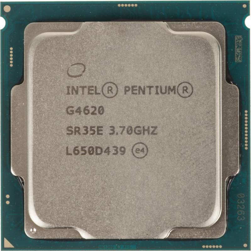 Процессор Intel Pentium Dual-Core G4620 Socket-1151 OEM (CM8067703015524S R35E) - фото 1