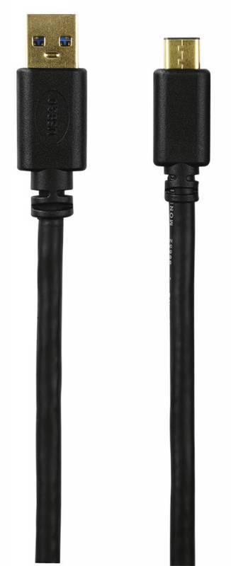 Кабель Hama USB Type-C (m)-USB 3.1 A(m) 1.8м (00135736) - фото 2