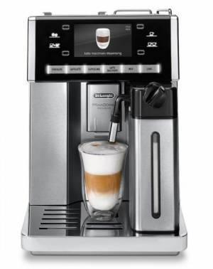 Кофемашина Delonghi ESAM6904.M серебристый (0132219004)