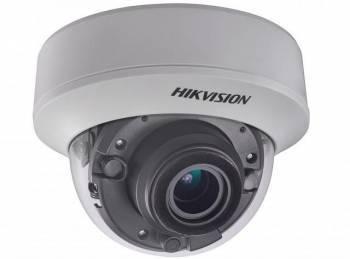 Камера видеонаблюдения Hikvision DS-2CE56F7T-AITZ белый