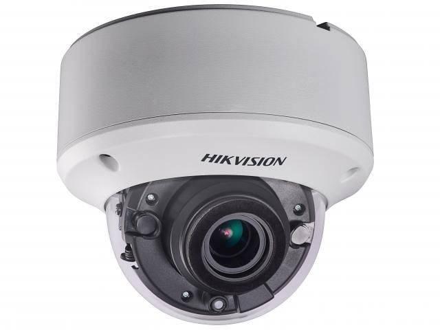Камера видеонаблюдения Hikvision DS-2CE56F7T-VPIT3Z белый - фото 1