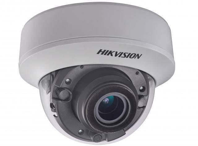 Камера видеонаблюдения Hikvision DS-2CE56D7T-AITZ белый - фото 1