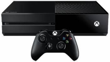 Игровая консоль Microsoft Xbox One 5C7-00281 черный