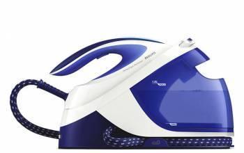 Паровая станция Philips PerfectCare Performer GC8712/20 белый/фиолетовый
