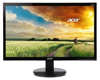 Монитор 24 Acer K242HQLBbid черный