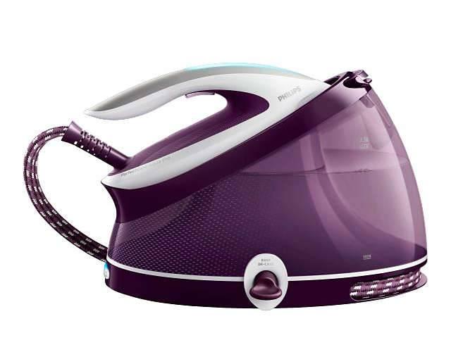 Парогенератор Philips PerfectCare Aqua Pro GC9315/30 белый/фиолетовый - фото 1