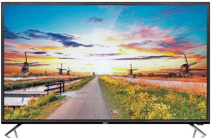 """Телевизор LED 32"""" BBK 32LEX-5027/T2C черный - фото 1"""