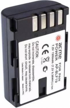 Аккумулятор для системных камер AcmePower AP-BLF19