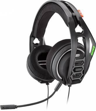 Наушники с микрофоном Plantronics RIG 400HX черный