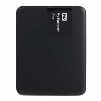 Внешний жесткий диск 500Gb WD WDBBRL5000ABK-EEUE My Passport Ultra черный USB 3.0