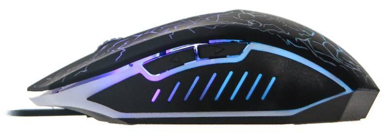Мышь Oklick 895G HELLFIRE черный - фото 6