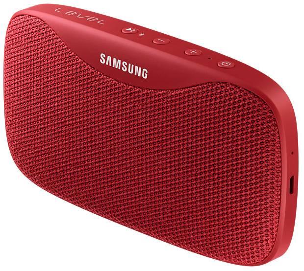 Акустическая система 2.0 Samsung LEVEL Box Slim EO-SG930 красный - фото 2