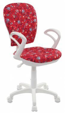 Кресло детское Бюрократ CH-W513AXN / ANCHOR-RD красный