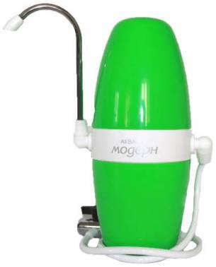 Водоочиститель Аквафор Модерн 2 зеленый