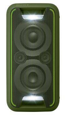 Минисистема Sony GTK-XB5 зеленый