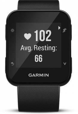 Смарт-часы GARMIN Forerunner 35 черный (010-01689-10)