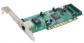 Сетевой адаптер Gigabit Ethernet D-Link DGE-528T RJ-45
