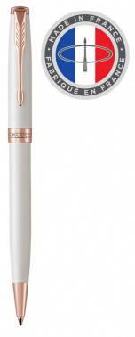 Ручка шариковая Parker Sonnet Premium K540 Pearl PGT (1931555)