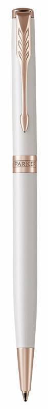 Ручка шариковая Parker Sonnet Premium Slim K440 Pearl PGT (1931556) - фото 2