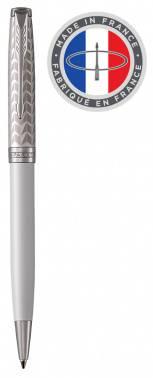 Ручка шариковая Parker Sonnet Premium K540 Metal&Pearl PGT CT (1931550)