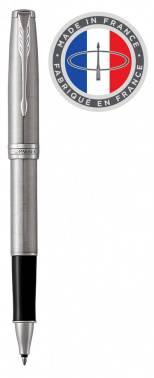 Ручка роллер Parker Sonnet Core T526 Stainless Steel CT (1931511)
