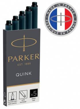 Картридж Parker (1950382) синие чернила для ручек перьевых