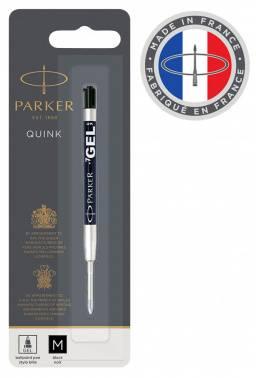 Стержень гелевый Parker Quink GEL Z05 (1950344) M черный чернила для ручек шариковых