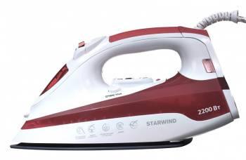 Утюг Starwind SIR5824 красный / белый