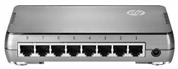 Коммутатор неуправляемый HPE 1405 8G v3 (JH408A)