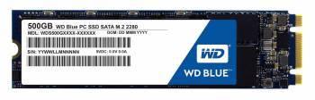 Накопитель SSD 500Gb WD WD Blue WDS500G1B0B SATA