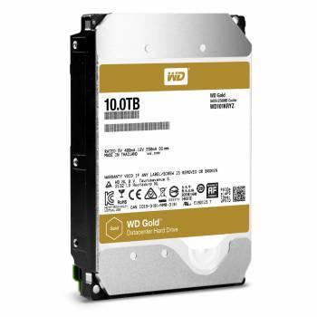 Жесткий диск 10Tb WD Gold WD101KRYZ SATA-III