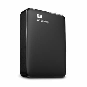 Внешний жесткий диск 3Tb WD WDBU6Y0030BBK-EESN Elements Portable черный USB 3.0