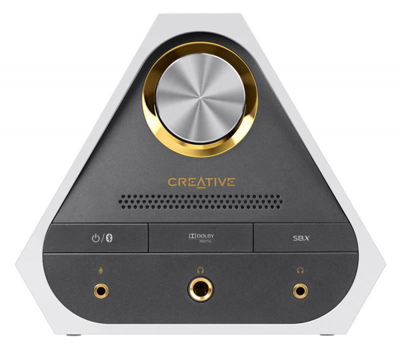 Звуковая карта USB Creative Sound Blaster X7 Limited Edition 5.1 Ret - фото 1