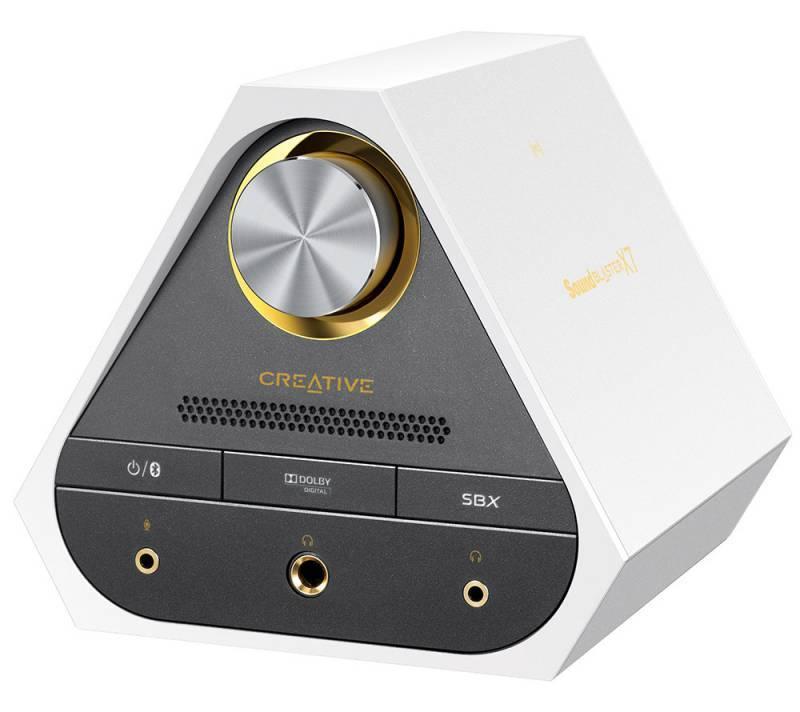 Звуковая карта USB Creative Sound Blaster X7 Limited Edition 5.1 Ret - фото 2