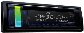 Автомагнитола JVC KD-R681