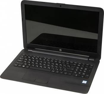 Ноутбук 15.6 HP 15-ay556ur черный
