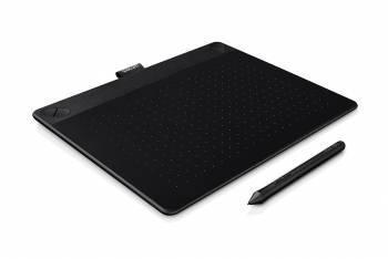 Графический планшет Wacom Intuos 3D CTH-690TK-N черный