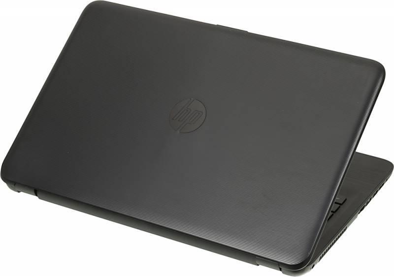 "Ноутбук 15.6"" HP 15-ay570ur (1BW64EA) черный - фото 3"