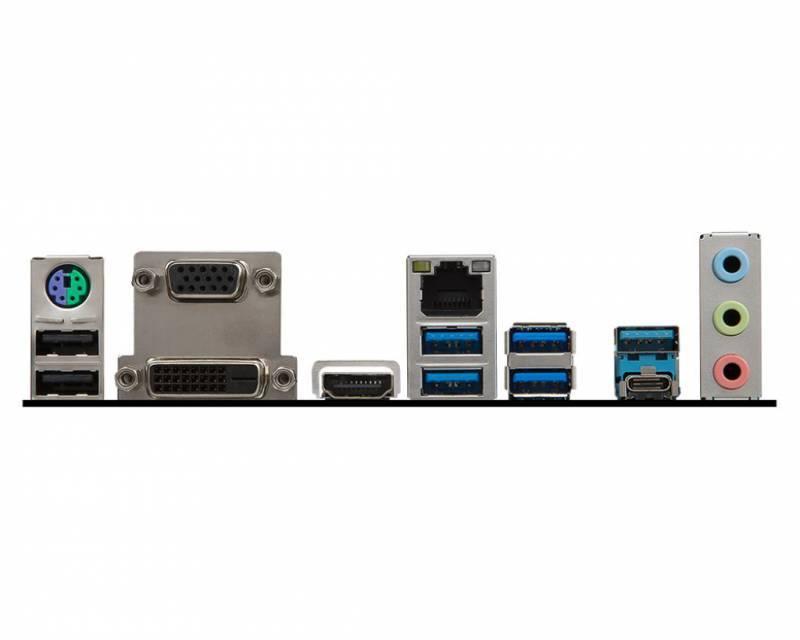 Материнская плата MSI Z270 PC MATE Soc-1151 ATX - фото 4