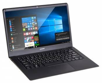 Ноутбук 14.1 Digma EVE 1400 (ET1106EW) черный / серебристый