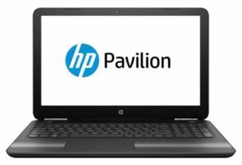 Ноутбук 15.6 HP Pavilion 15-aw003ur (E9M41EA) черный