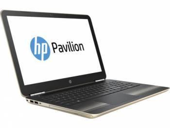 Ноутбук HP Pavilion 15-au128ur, процессор Intel Core i3 7100U, оперативная память 4Gb, жесткий диск 1Tb, привод DVD-RW, видеокарта Intel HD Graphics 620, диагональ 15.6, 1366x768, Windows 10 64-bit, золотистый (Z6K54EA)